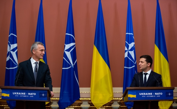 Tetiana Gaiduk on Ukraine-NATO relations